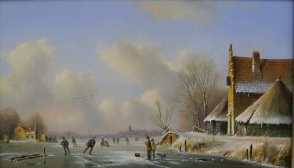 Albert  Herkelman -