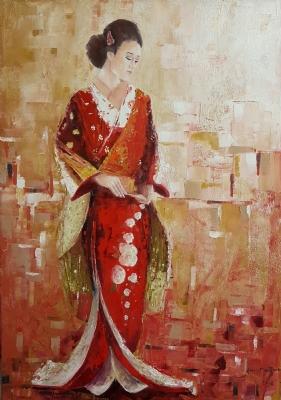 Anna Mya  Zimmer - Kimono