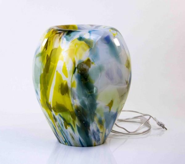 Glaskunst - lamp model vaas
